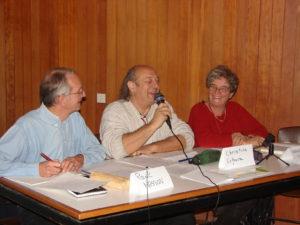 Plénière Histoire - Paul Masson, Christian Lefeuvre CL31 et